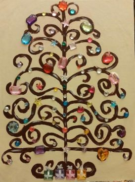 bling tree