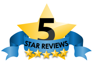 5 star reviews