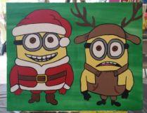 christmas-minions