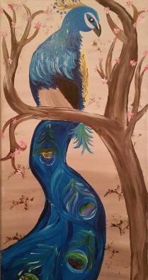 crystal-peacock