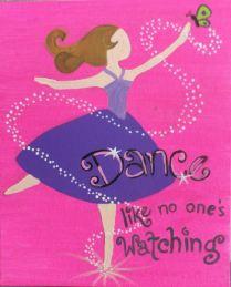 dance-watching