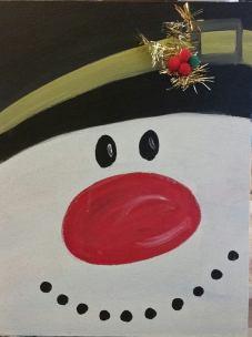 kiddo-snowman