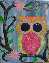owl crystal