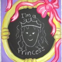 princess mirror