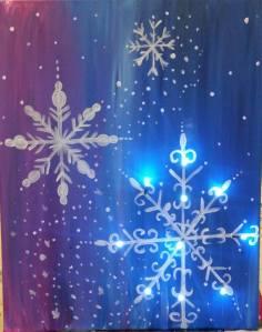 snowflake-lighted