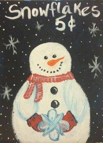 snowflakes 5c