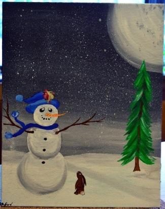 snowman-hopeful