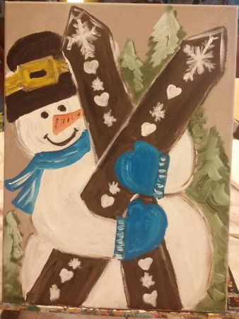snowmank