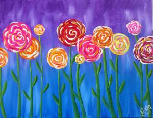 swirly-flowers